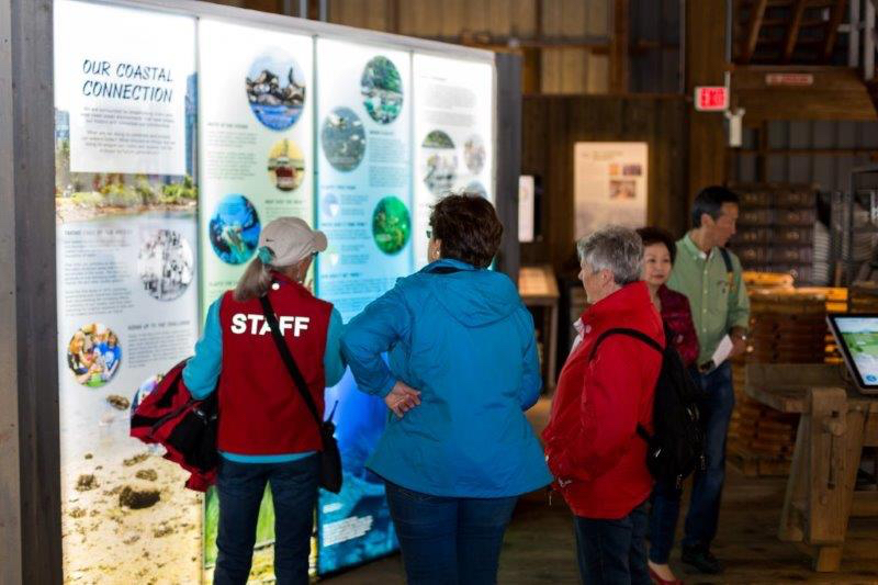 One Person Can Make A Difference – Building the Coastal Connections Temporary Exhibit at the Britannia Shipyards National Historic Site [Case Story]